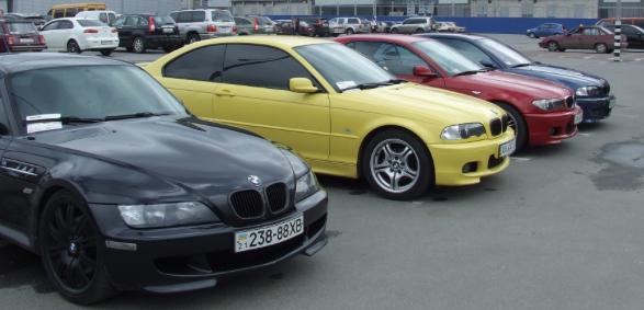 Лучшие видеозаписи БМВ от автовладельцев