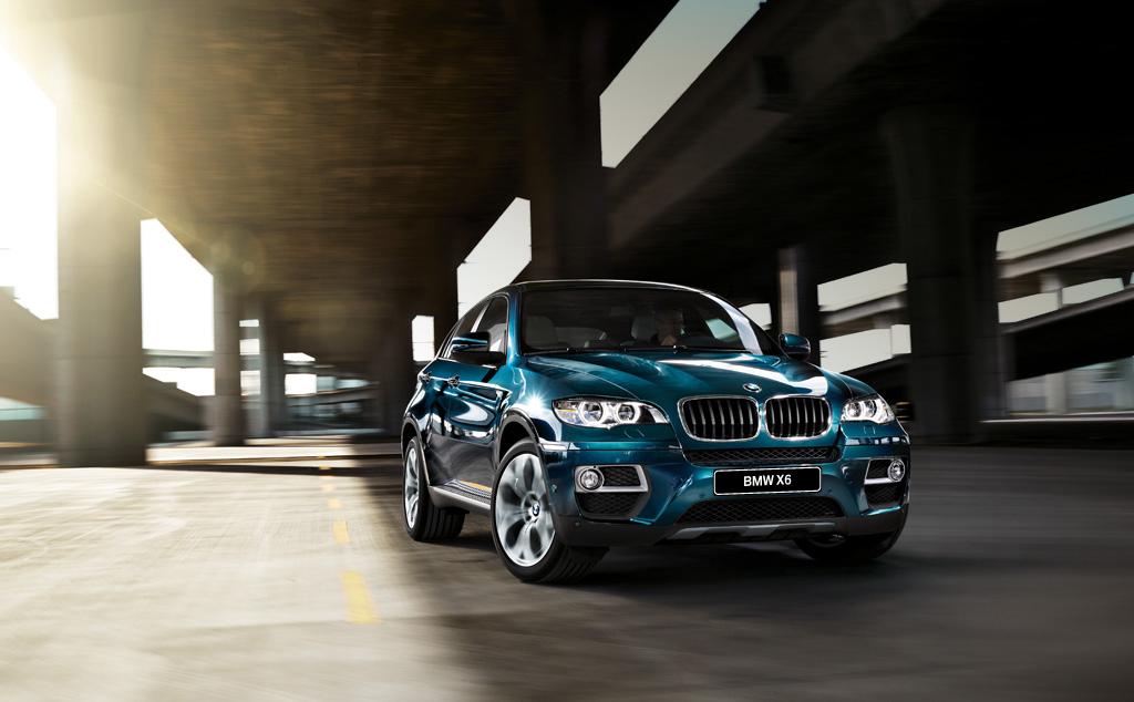 ОБзор BMW X6 тесты