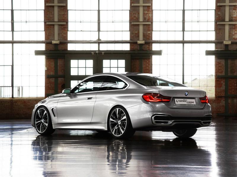 ПОследние новости BMW 4 series