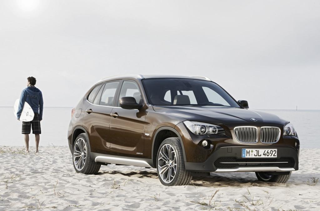 Характеристики внедорожника BMW X1
