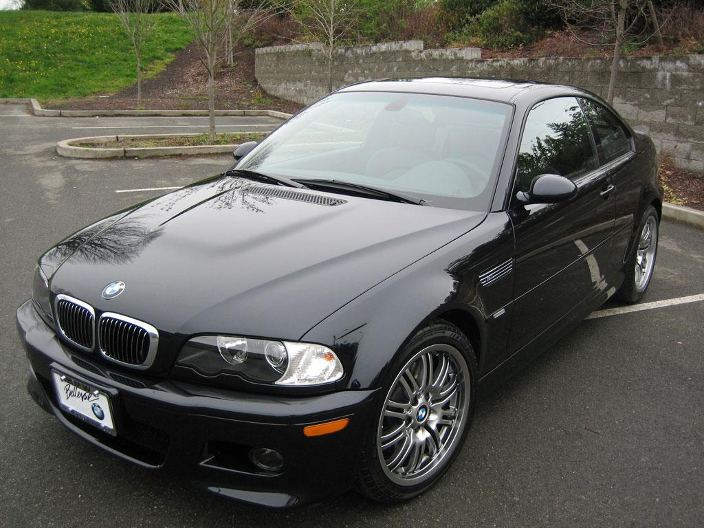 BMW E46 M3 серии отзывы