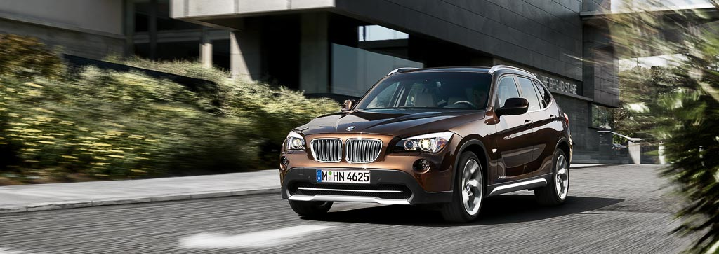 Технические характеристики комплектации BMW X1