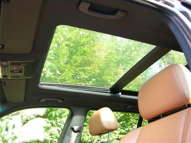 Поломка панорамного люка BMW X3 X5