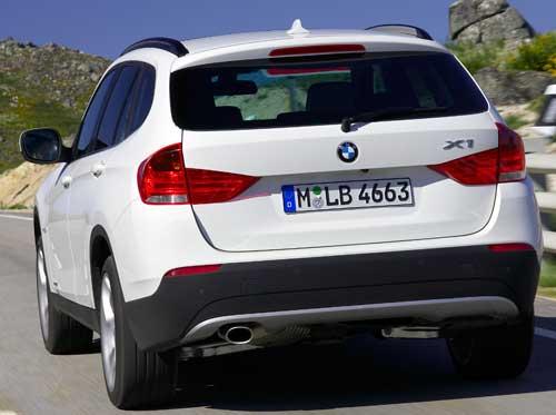Рулевое управление BMW X1