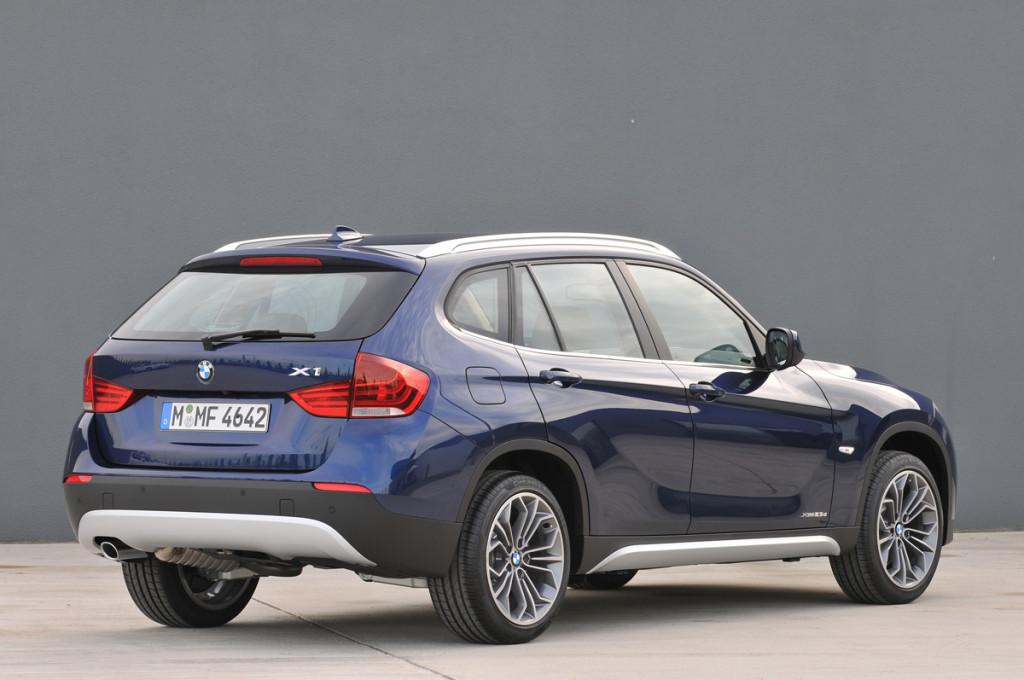 Полный привод xDrive BMW x1