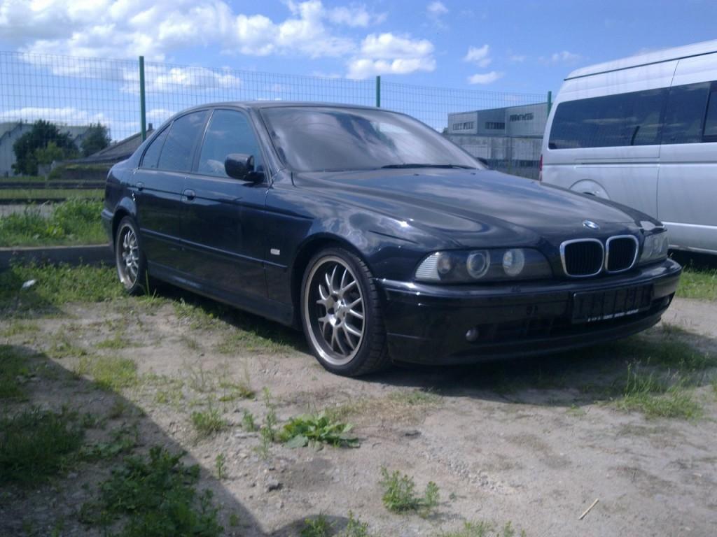 Причины поломки люка BMW E39