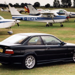 История E36 coupe