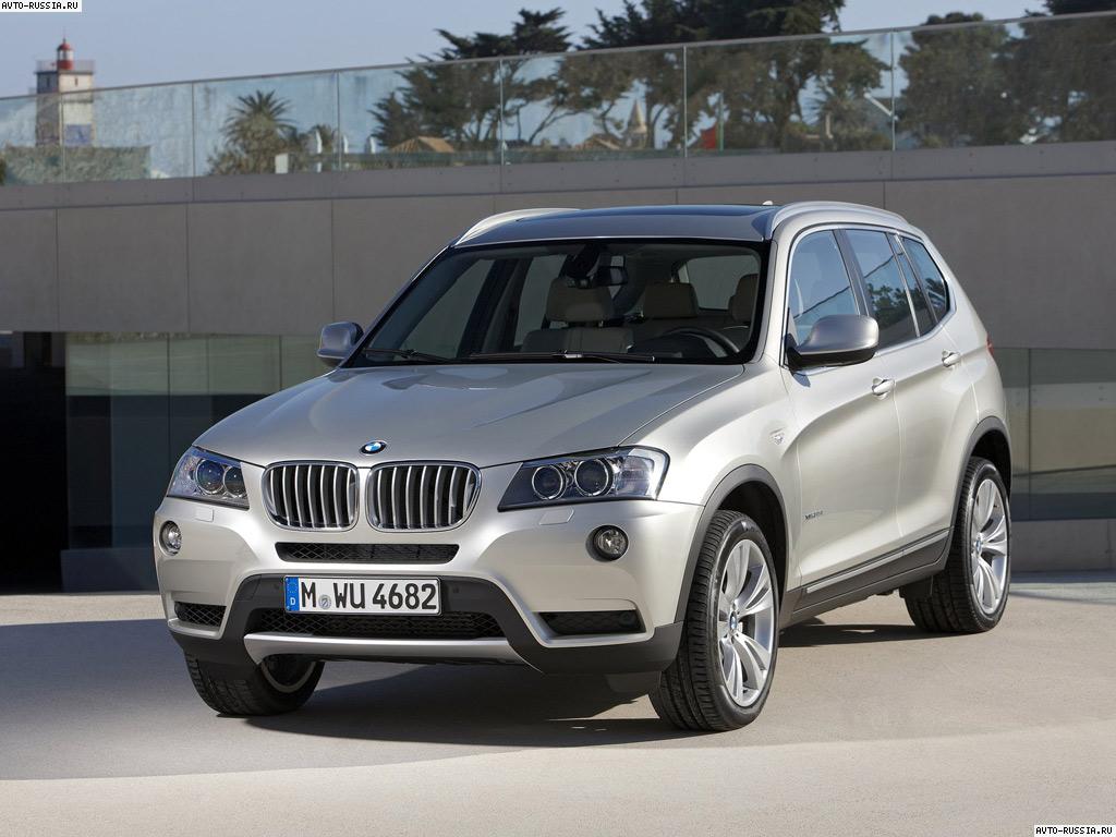 Управляемость BMW X3