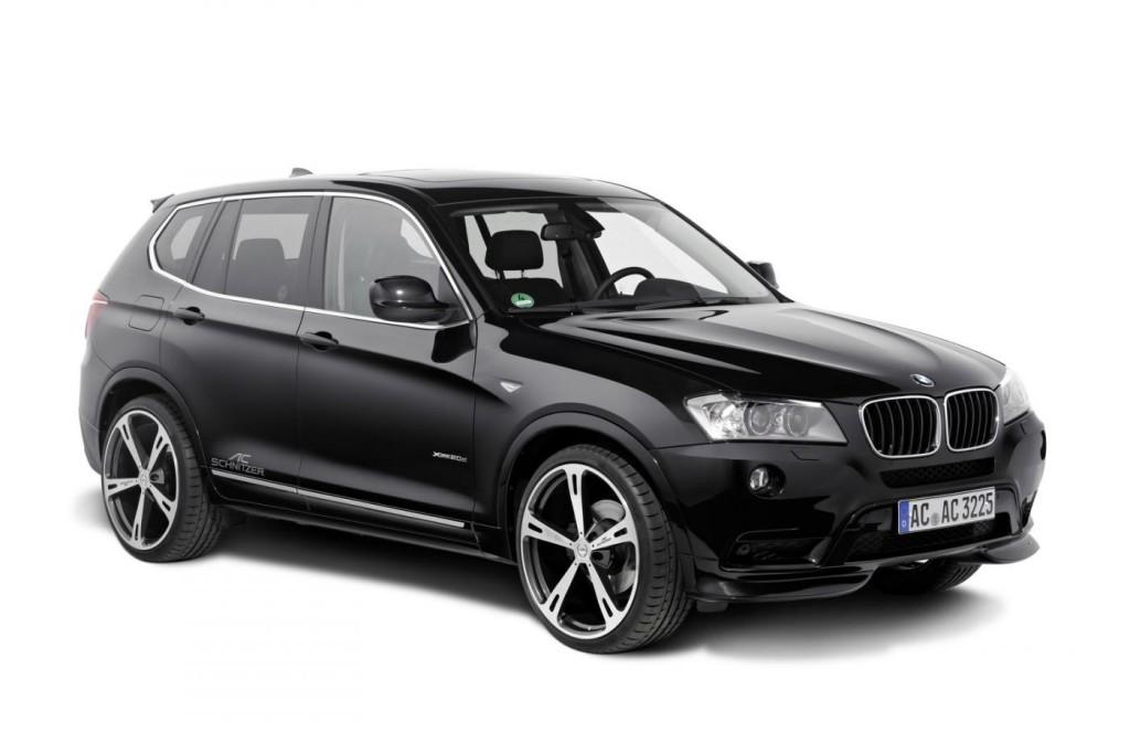 Минусы BMW X3