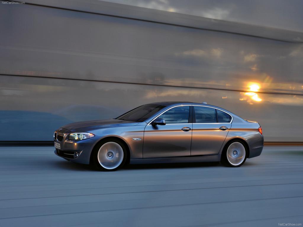 Отзывы о BMW 5 f10