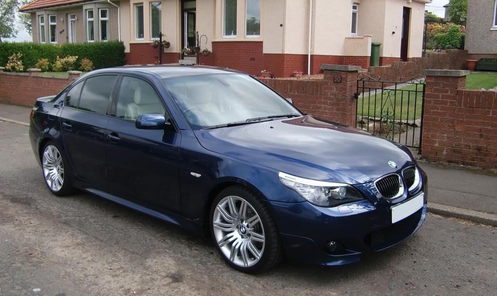 BMW e60 m5 для tdu 2