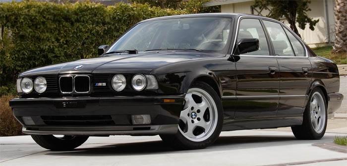 BMW 5 E34 — отзывы владельцев