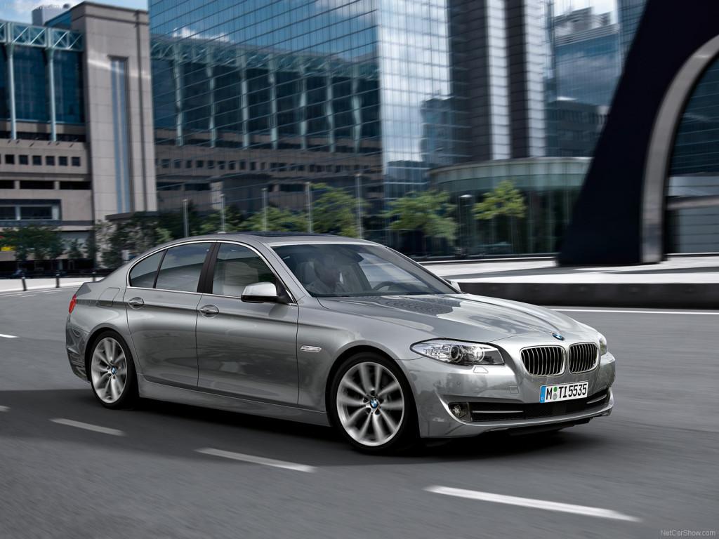 Впечатления о езде на BMW f10