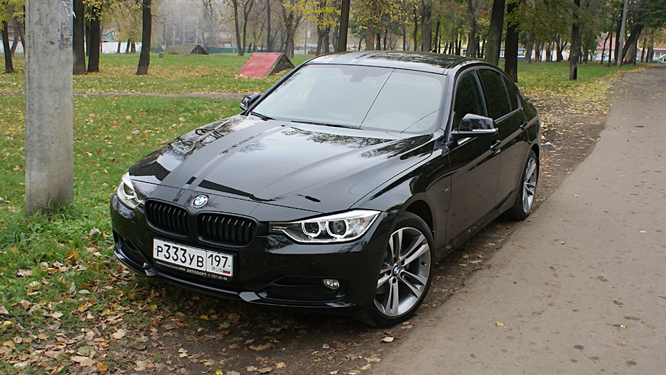 Bmw 328i f30 review