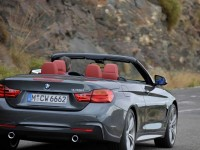 bmw 4 series cabrio photo