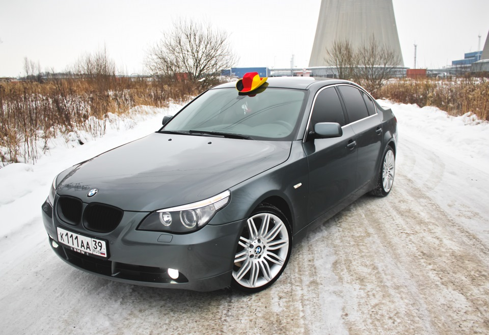 чип тюнинг на BMW m5 e60