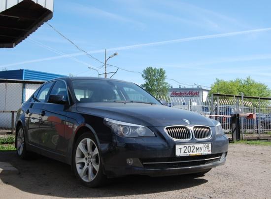 Отзыв о BMW E60 520i 5er