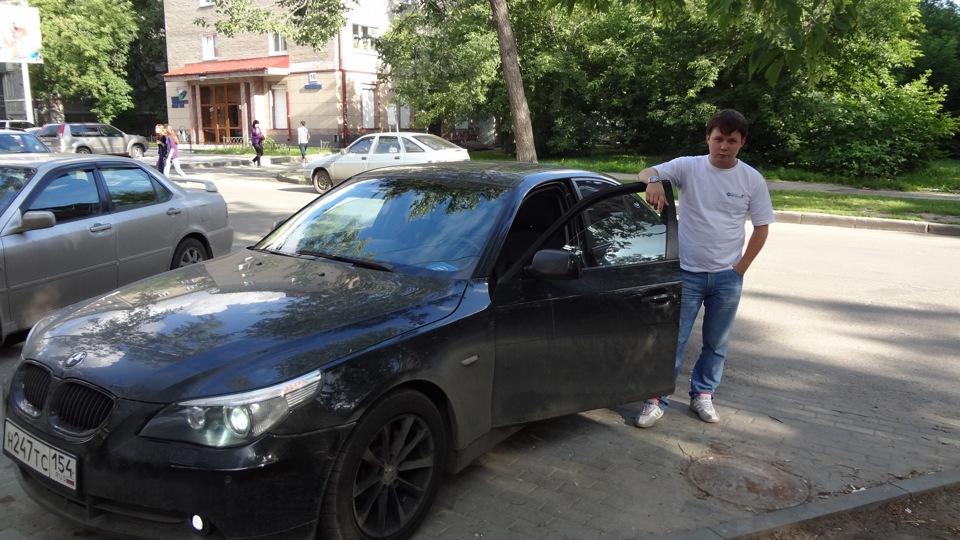из чего сделан кузов BMW e60