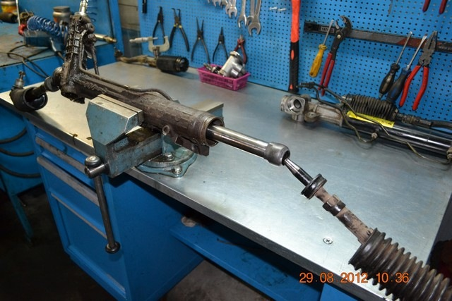 Рулевые рейки на БМВ — ремонт, обслуживание, цена