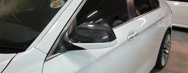 Вопрос про зеркала на BMW F10 — стоимость, складываение, скрип, где купить и секреты
