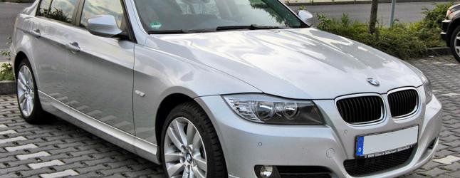 BMW e60 как посмотреть температуру двигателя