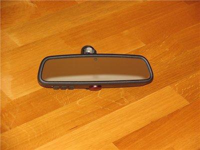 зеркало заднего вида с затемнением — зачем оно нужно?