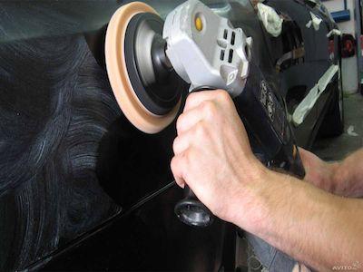 Косметический ремонт перед продажей автомобиля очень важен